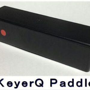 タッチセンサ式 Keyer Q Paddle 超軽量