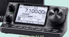 無線機アイコムIC-7100-1