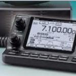 無線機アイコムIC-7100