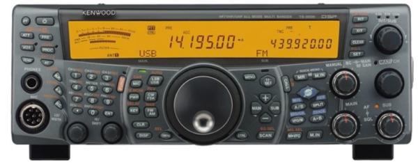 無線機ケンウッドTS-2000SX