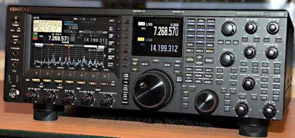 無線機ケンウッドTS-990S