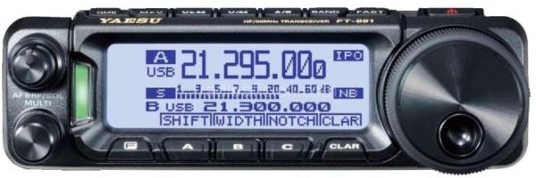 無線機YAESUFT-891