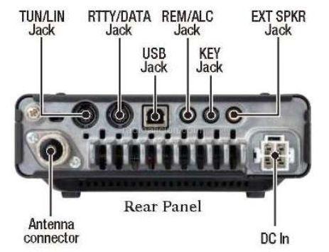 無線機YAESUFT-981-2