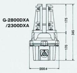 無線機YAESUG-2800DXA-1