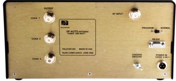 HF-AUTOオートアンテナチューナー1.8KW-1