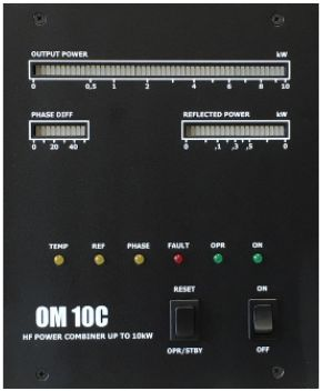 OM10C パワーコンバイナーOMPOWER10KW