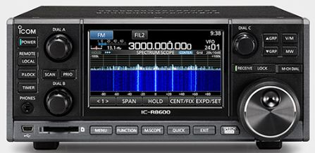 IC-R8600 アイコムコミュニケーションレシーバー