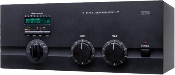 ACOM2100リニアアンプ 2KWpep