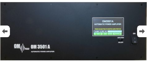 OM3501A OMPOWERリニアアンプ