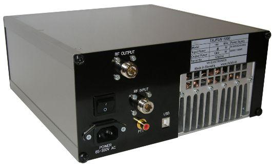 Dualband PA TAJFUN 1000 500W 432 and 144MHz-1