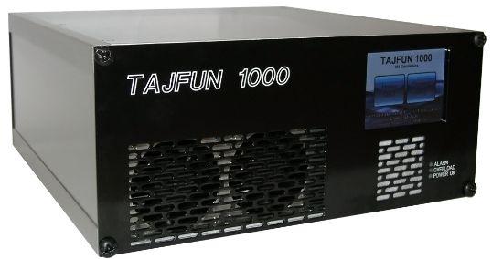 Dualband PA TAJFUN 1000 500W 432 and 144MHz