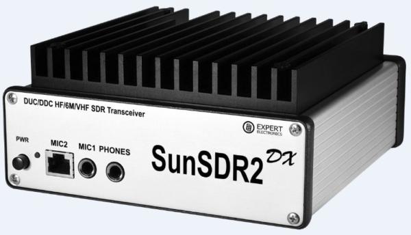 SUNSDR2DXトランシーバー