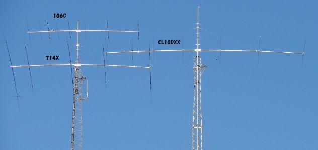 CL10DXXクリエートデザイン28MHz7エレヤギ