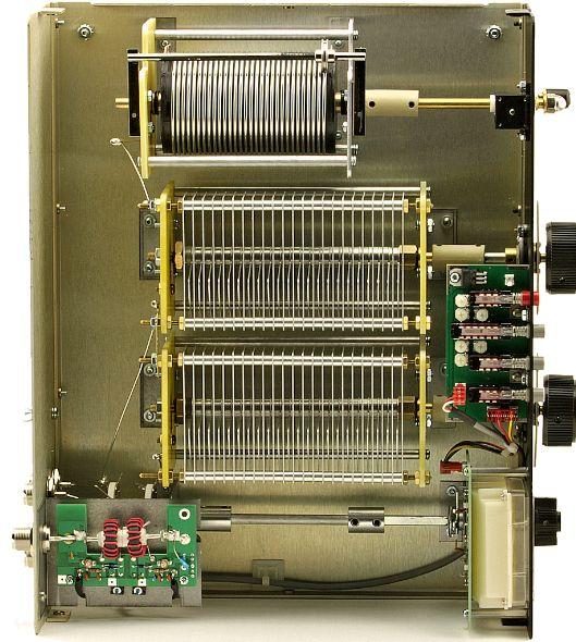 AT2Kアンテナチューナーパルスター2KW PALSTAR-2
